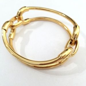 Giles & Brother Cortina Double Link Bracelet